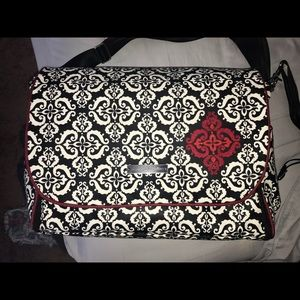 PPB Abundance Boxy Backpack Frolicking In Fez